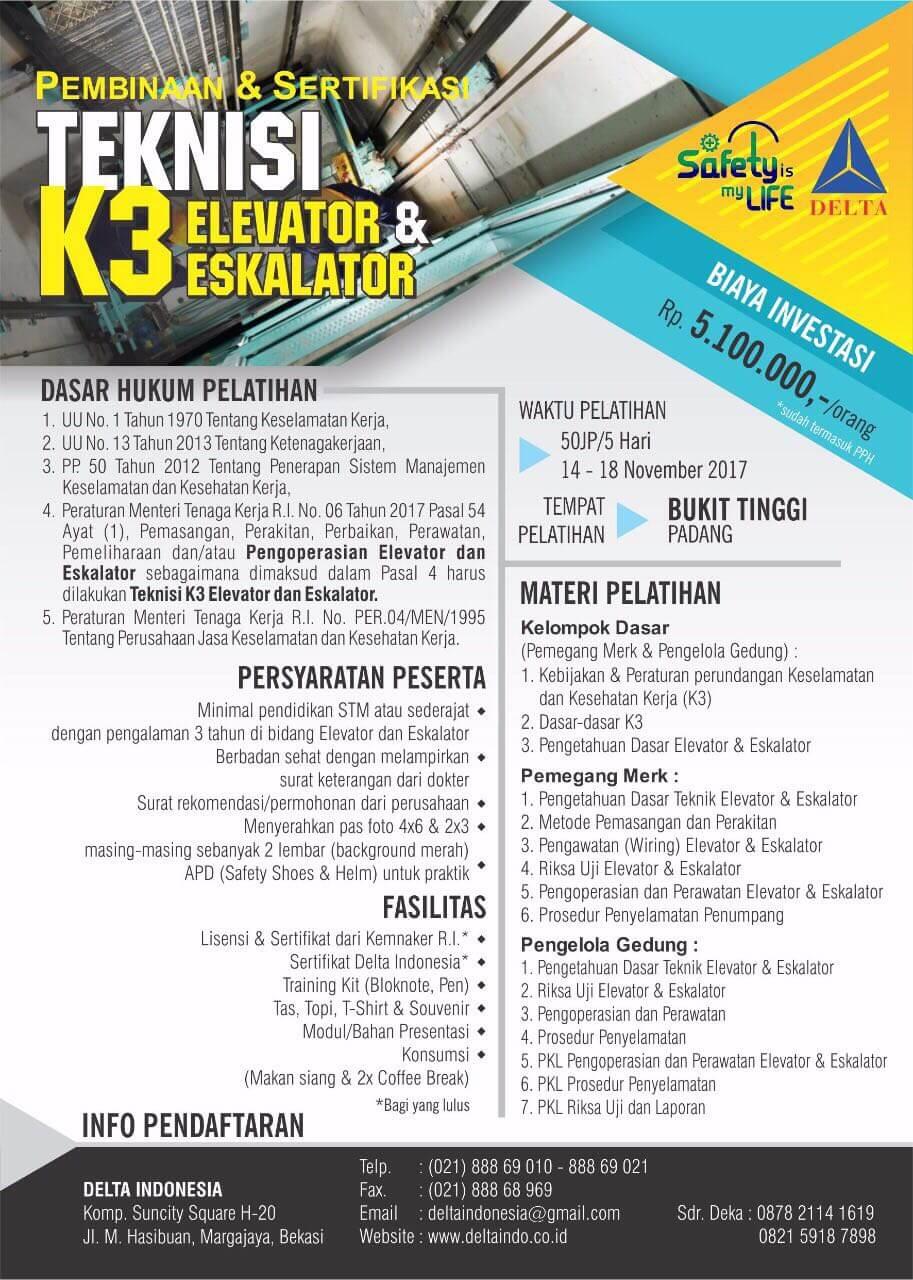 K3 Lift Escalator